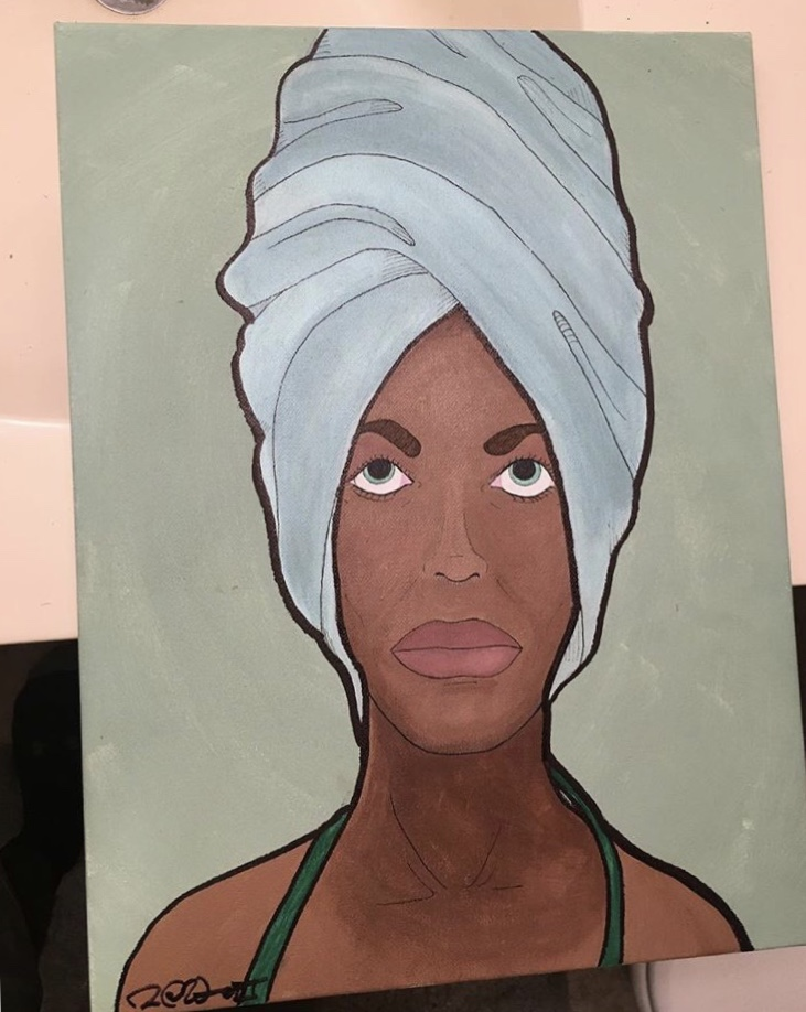 """Erykah"" 