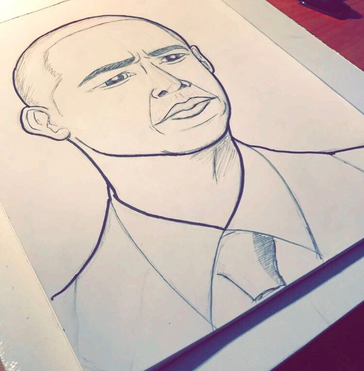 """Barack Obama"" 